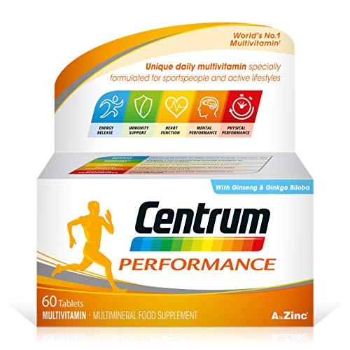 Centrum Performance Multivitamins & Minerals, 60 Tablets