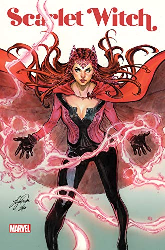 Scarlet Witch by James Robinson: The Complete Collection (Scarlet Witch (2015-2017)) (English Edition)