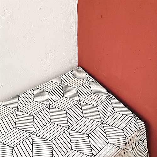 sans_marque Tovaglia, utilizzata per tovaglia, copertura della tavola, utilizzata per la decorazione della tavola, con copertura della tavola antipolvere 100* 150cm