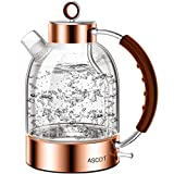 Electric Kettle, ASCOT Glass...