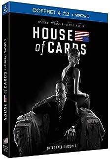 House of cards - Volume 2 : Chapitres 14-26 [Blu Ray + DIGITAL Ultraviolet] [Blu-ray] (B00J7YG6PS) | Amazon price tracker / tracking, Amazon price history charts, Amazon price watches, Amazon price drop alerts