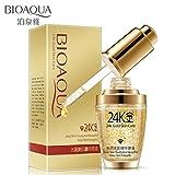 Bioaqua 24k Gold Essence Colageno Gold Skin Anti edad