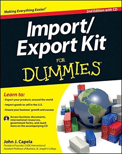 Compare Textbook Prices for Import / Export Kit For Dummies 2 Edition ISBN 9781118095157 by Capela, John J.