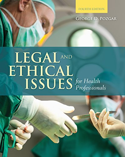 Legal and Ethical Issues for Health Professionals (English Edition)