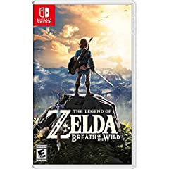 Forget everything you know about The Legend of Zelda games. Travel across vast fields, through forests, and to mountain peaks as you discover what has become of the kingdom of Hyrule In this stunning Open Air Adventure. Now on Nintendo Switch, your j...