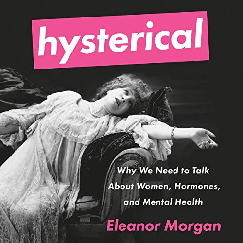 Hysterical audiobook cover art