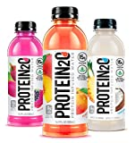 Protein2o Protein Infused Water, Flavor Fusion Variety Pack (16.9 Oz, Pack Of 12)