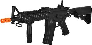 Lancer Tactical M4 CQBR AEG Metal Gears CM16 Raider w/Battery & Charger