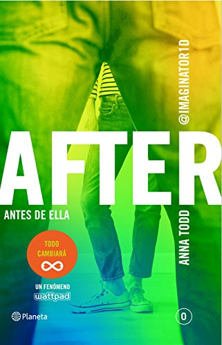 After. Antes de ella (Serie After 0) (Planeta Internacional)