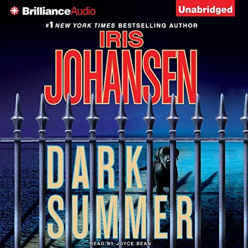 Dark Summer audiobook cover art