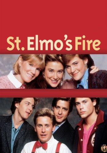 St. Elmo's Fire - Leidenschaft brennt tief