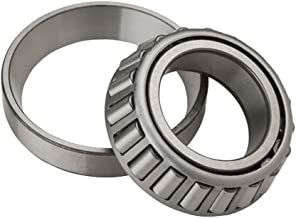 NTN Bearing LM67048/LM67010 Tapered Roller Bearing Cone and Cup Set, American-Made, Case Carburized Steel, 1.25