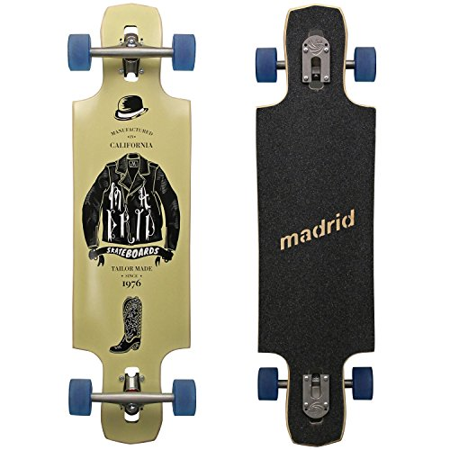 MADRID SKATEBOARDS Riot Tailored 34 Longboard