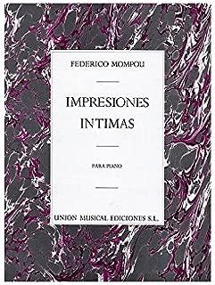 Federico Mompou: Impresions Intimas