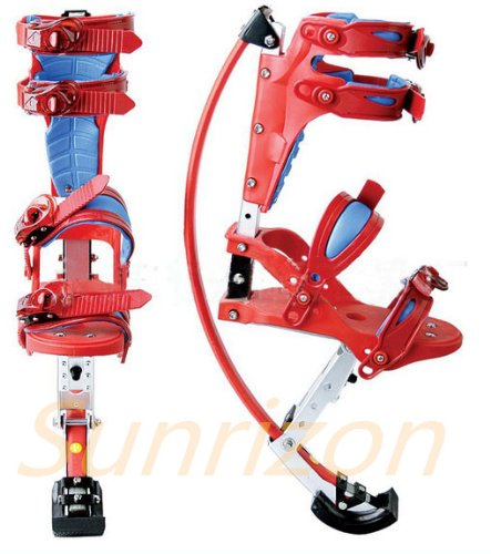 Skyrunner Jumping Stilts 66-110 Lbs/88-132 Lbs Kids Bouncing Shoes Best Gift Present for Kids Teenager