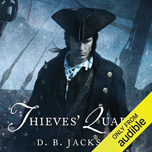 Thieves' Quarry audiobook cover art