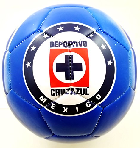 Cruz Azul Authentic Official Licensed Soccer Ball Size 5-02