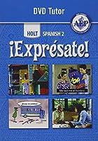Expresate Level 2, Grade 6 Dvd Tutor: Holt Expresate