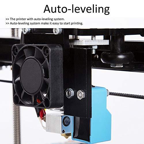 Impresora 3D Resina Impresora 3D Grande, FLSUN_C Plus Pantalla ...