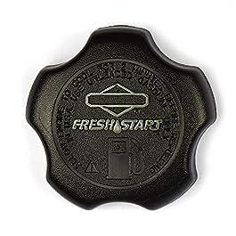Briggs & Stratton 792647 Bouchon de réservoir, Noir