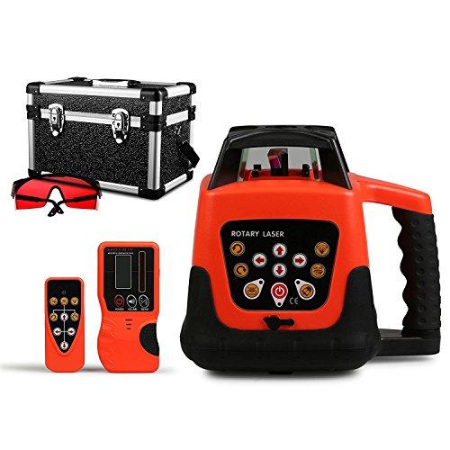 Autocompra Nivel láser Rotativo Nivel Láser Automático Laser Level Rayo...