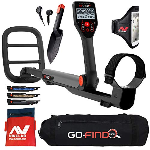 Learn More About Minelab GO FIND 66 Detector Bundle with Carry Bag & Treasure Finds Pouch