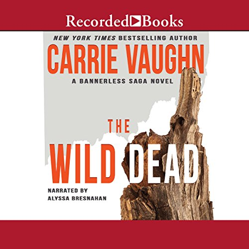 The Wild Dead audiobook cover art