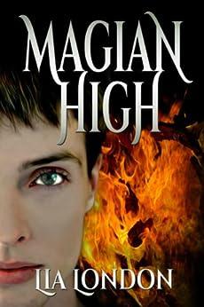 Magian High by [Lia London]