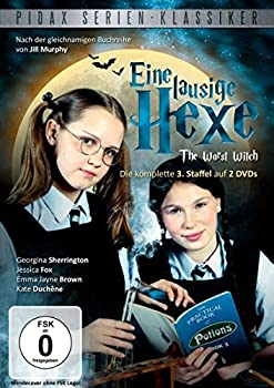 The Worst Witch  Complete Season 3  - 2-DVD Set   The Worst Witch - Complete Season Three  14 Episodes    [ NON-USA FORMAT PAL Reg.0 Import - Germany ]