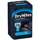 Huggies DryNites Boy hochabsorbierende Pyjamahosen Unterhosen für Jungen für 3-5 Jahre, 10 Stück - 2