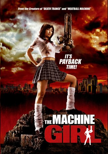 Machine Girl (Steelbook)(3D Star Metal Pack - Limited Edition)