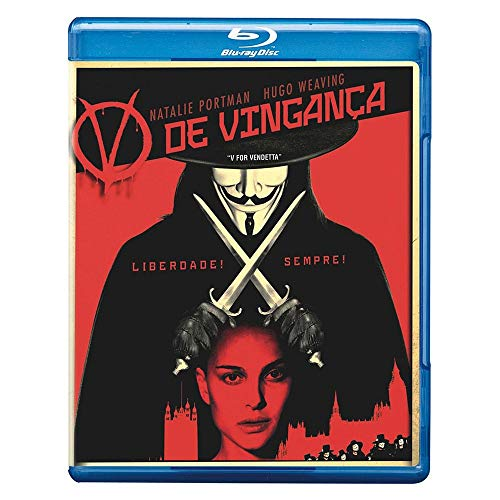 V De Vinganca [Blu-ray]