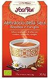 Yogi Tea Infusión de Hierbas Rooibos Vainilla - 17 bolsitas