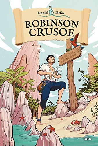 Robinson Crusoe (INOLVIDABLES)