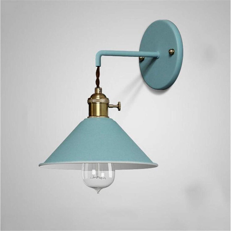 HBLJ Vintage Chandelierstaircase Gang Schlafzimmer Kopfteil Beleuchtung Wandleuchte Wohnzimmer Tv Wall Umbrella Wanddekoration Lichter (Farbe  B)