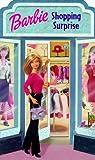 Barbie Shopping Surprise (Barbietm Glittery Window Books)