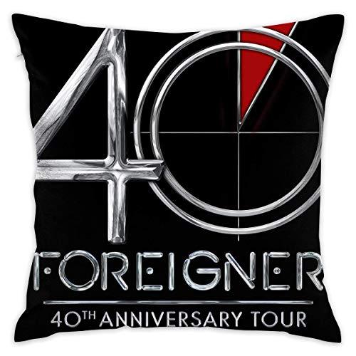 Of Foreigner 40 Fashion Home Decoration Cotton Cotton Decorative Pillow Cases Kissenbezüge (55cmx55cm)