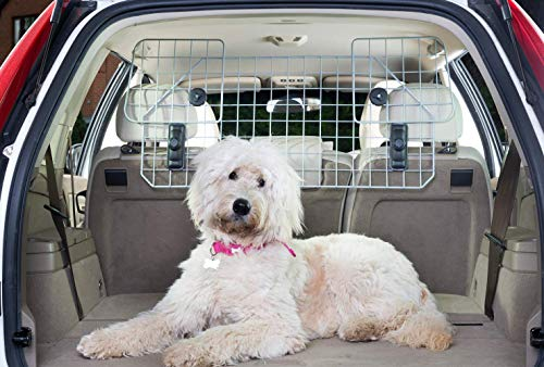 The Urban Company Dog Guard Head Rest Wire Mesh to Fit Citroën C4 Picasso & Grand Picasso (5 Puertas) (Years 07-13) Ideal para Viajes con Perros y Mascotas