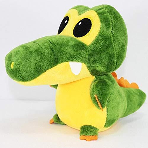 Knuffel, Zacht Pluche Krokodil Speelgoed Gevuld Cartoon Dier Pop Speelgoed Voor Kinderen Kerst Verjaardagscadeau 20cm krokodil