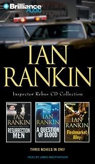 Ian Rankin Inspector Rebus CD Collection: Resurrection Men, A Question of Blood, Fleshmarket Alley (Inspector Rebus Series)