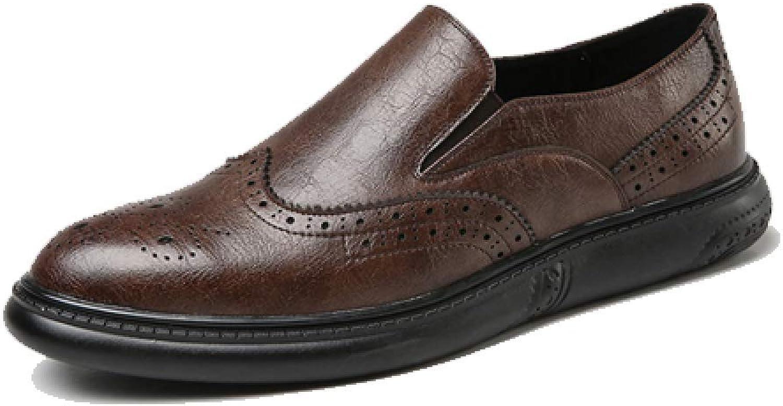 AEYMF British Style Men's Casual shoes Korean Version