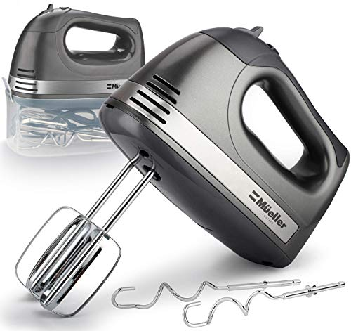 Mueller 5-speed Turbo Electric Hand Mixer