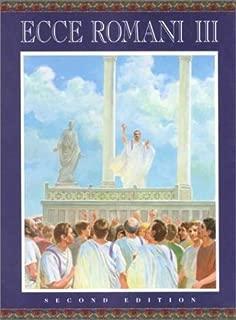Ecce Romani Iii Latin Reading Program Republic To Empire