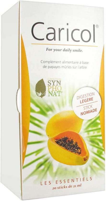 Ranking integrated 1st place Synphonat Caricol Sticks Max 74% OFF 20