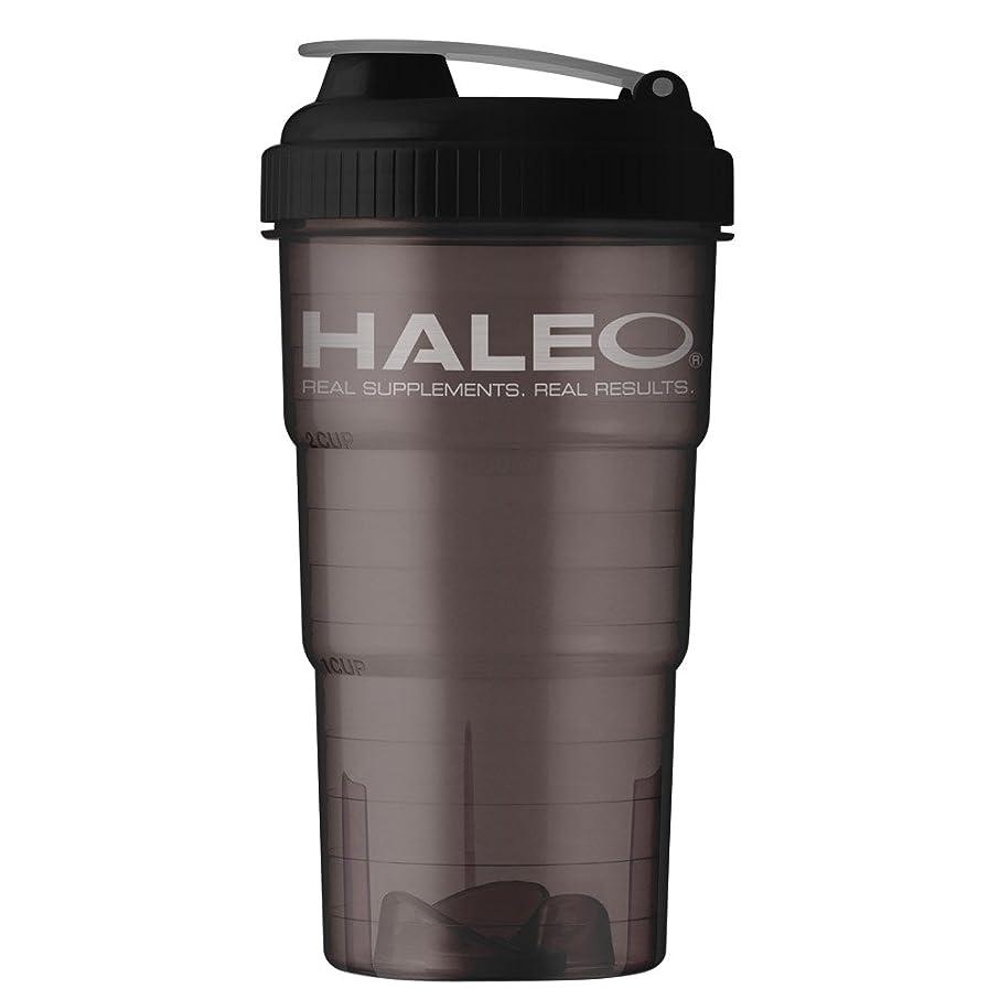 基本的な気を散らす知的HALEO サイクロンシェイカーメタル 750ml プラチナ