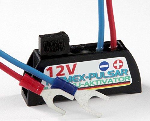 Tremex Pulser Digitaler Bleiakku Aktivator 12V / 6V für Bleigel Bleivlies Akku