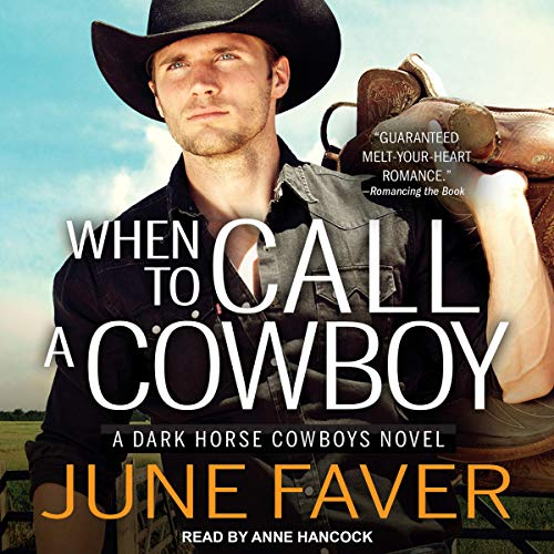 When to Call a Cowboy audiobook cover art