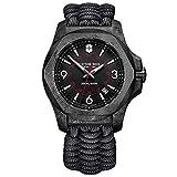 Victorinox Reloj Digital para Hombre de Cuarzo con Correa en Tela 241776