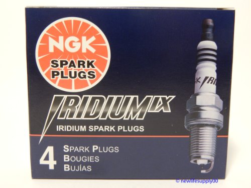 NGK # 2202 Iridium Spark Plugs DPR8EIX-9 ---- 4 PCS NEW