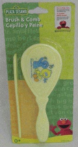 Sesame Beginnings Brush and Comb Set